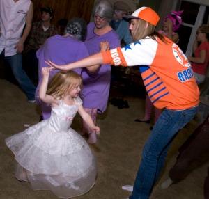 Halloween Dancing